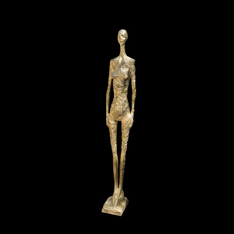 未�人雕塑